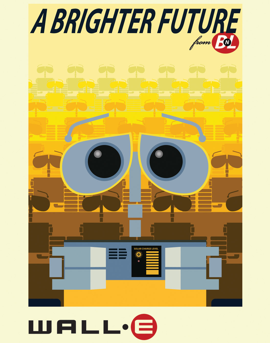 WALL E Posters by MarksVFX on DeviantArt