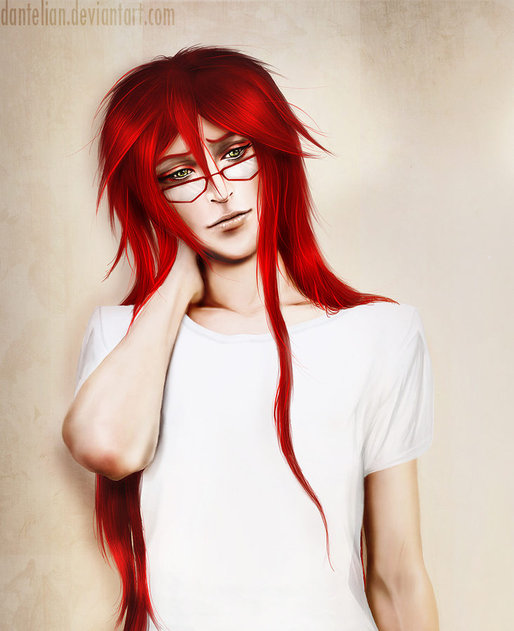 Homelike Grell by Dantelian