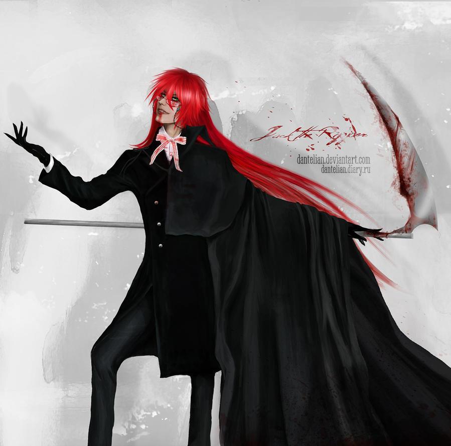 Jack the Ripper by Dantelian