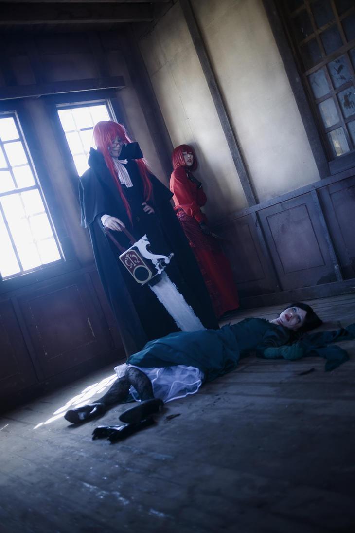 The killing game by Dantelian