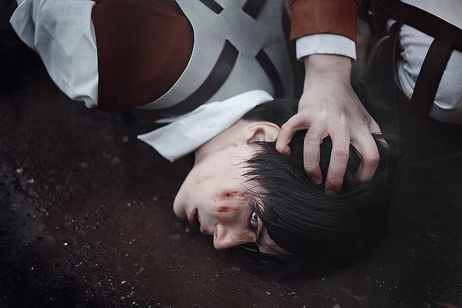 Shingeki no Kyojin: Kuinaki Sentaku/ by Dantelian