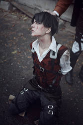 Attack on Titan: A Choice with no Regrets cosplay