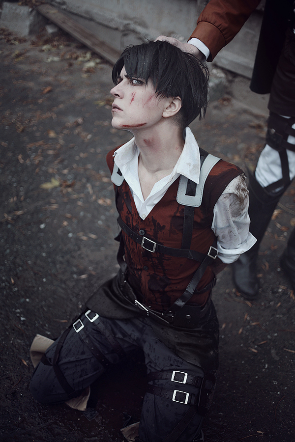 Image result for cosplay levi