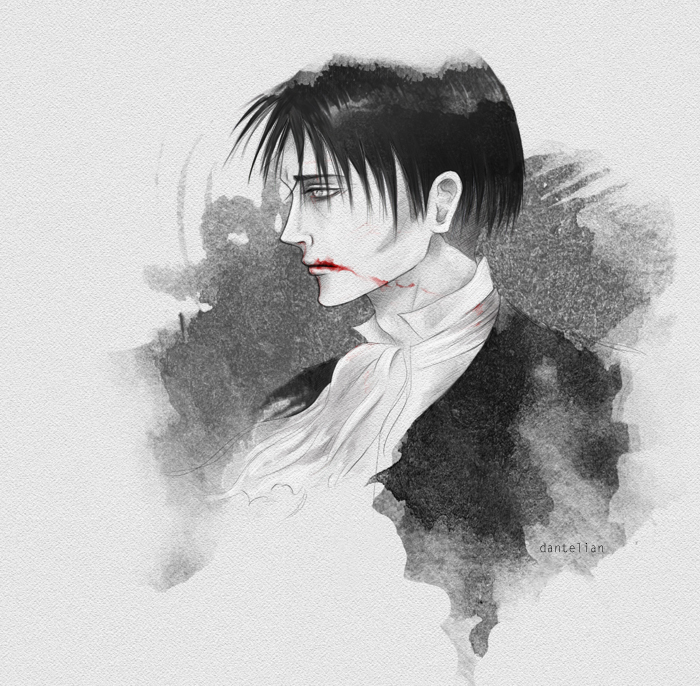 Levi by Dantelian