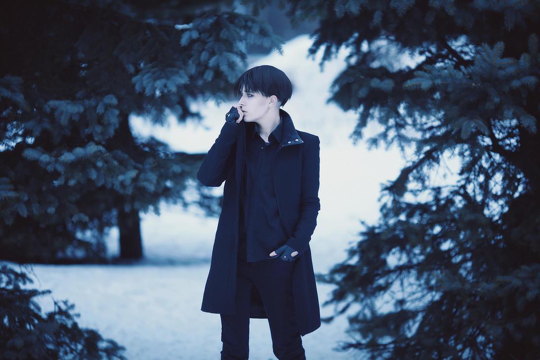 Winter by Dantelian