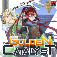 The Golden Catalyst - LN Cover