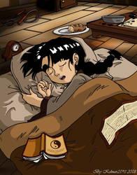 Hard earned Sleep by MoostarGazer