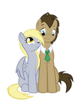 the Best Couple in all of Ponyville!