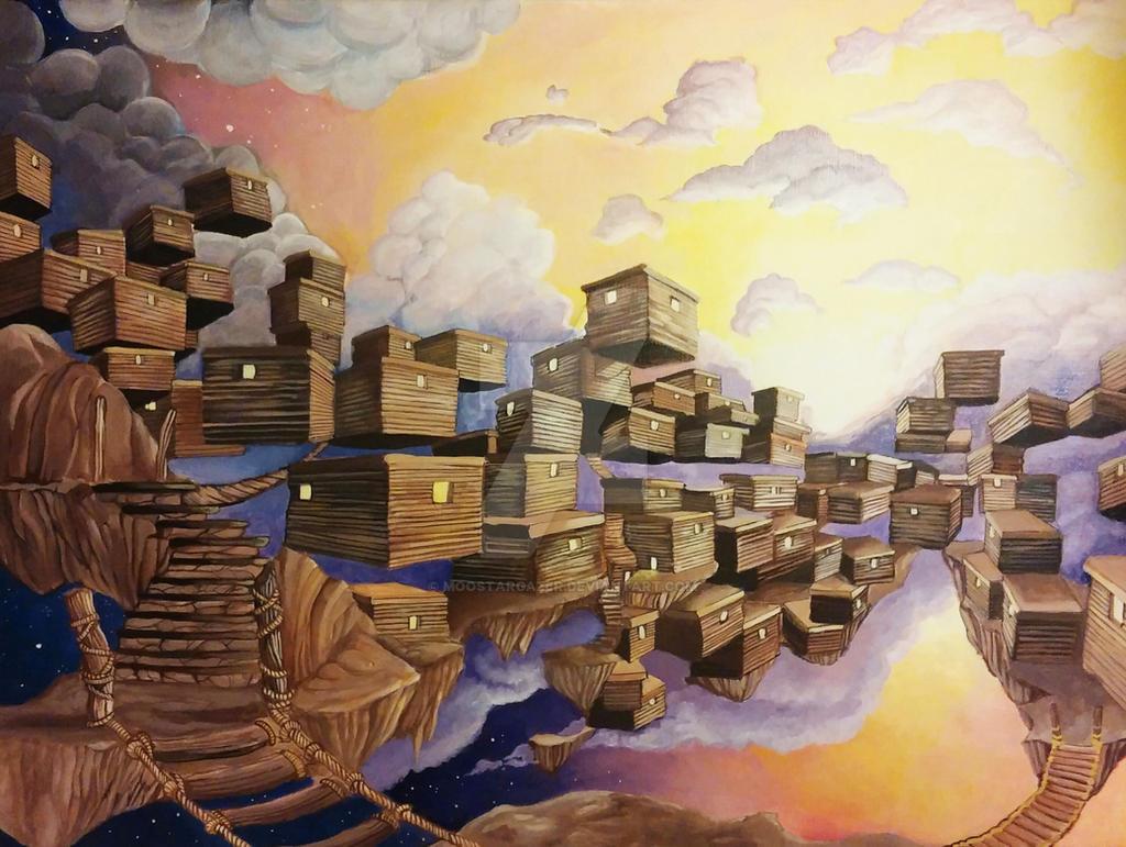 my sky POV 2 by MoostarGazer