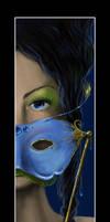 a Masked lady for xgnyc