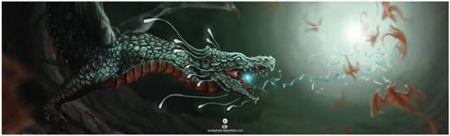 Dragon Light by Audodo