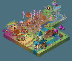 Map project by Audodo