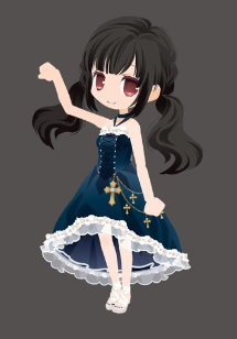 Meet! Alice Vanhooft (ADOPTED FROM Starlight1196) by Msdragongirl999