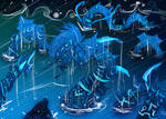 God Kings: Oceanstyle Serpent by BonnyJohn