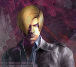 Leon S. Kennedy w/ Speed Painting
