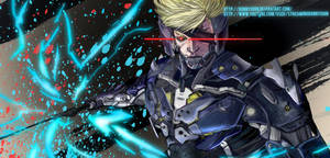 Raiden with Speed Painting