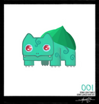 Bulbasaur - Pokemon One a Day!