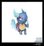 Wartortle!  Pokemon One a Day