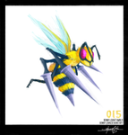 Beedrill!  Pokemon One a Day!
