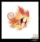 Raticate! Pokemon One a day!