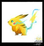 Pikachu ! Pokemon One a Day!