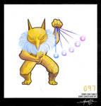 Hypno! Pokemon One a Day