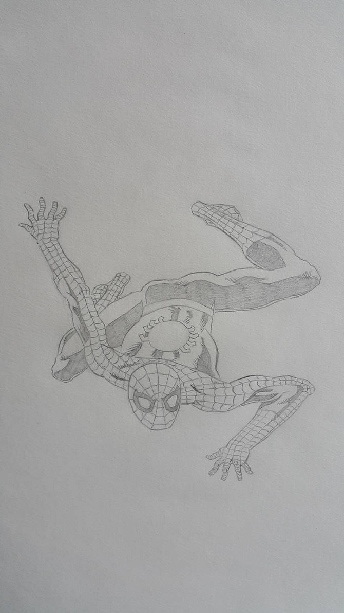 Spider-Man by miroredgrave