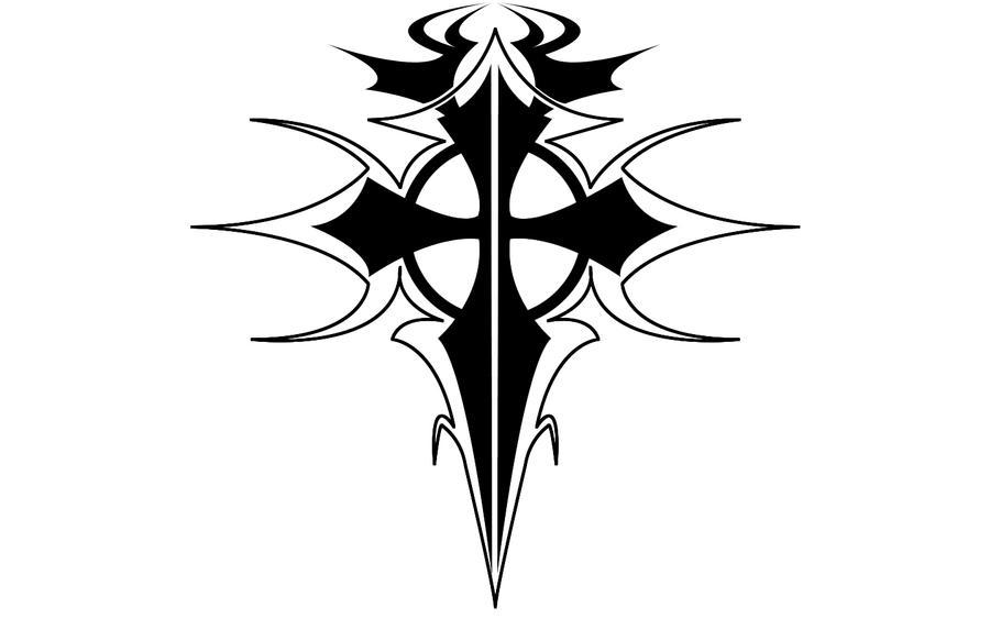Crucifix Tattoo Designs Free