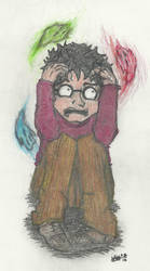 Poor Harry Potter by leahmyelizabeth