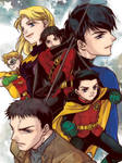 now and past robins