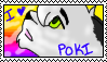 Poki Stamp by XxSoaringHeartxX