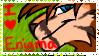 I Love Enigma stamp by XxSoaringHeartxX