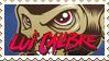 Lui Calibre Stamp by XxSoaringHeartxX