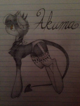 Pony Akuma