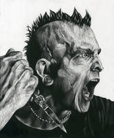 Scratchboard Art by SLBertsch