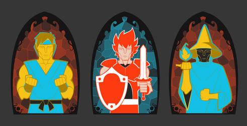 Final Fantasy Symbols 2 by SLBertsch