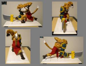 Tiger slash Liger Warrior