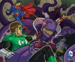 Justice League Battle