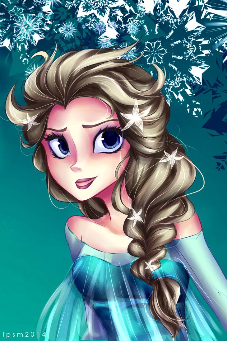 Elsa by LemonPoppySeedMuffin