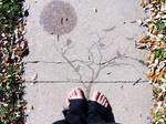 Distant Feet
