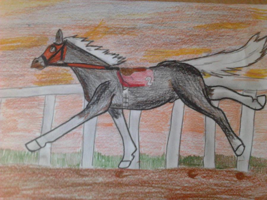 Lightning Royal galop by saszka82
