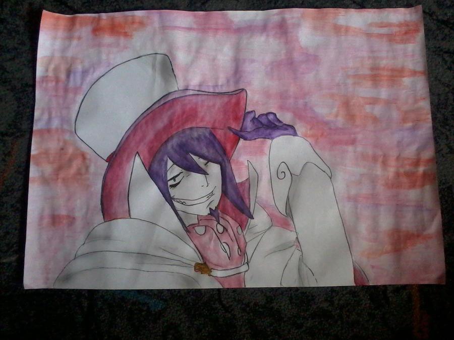 Kawaii Mephisto by saszka82