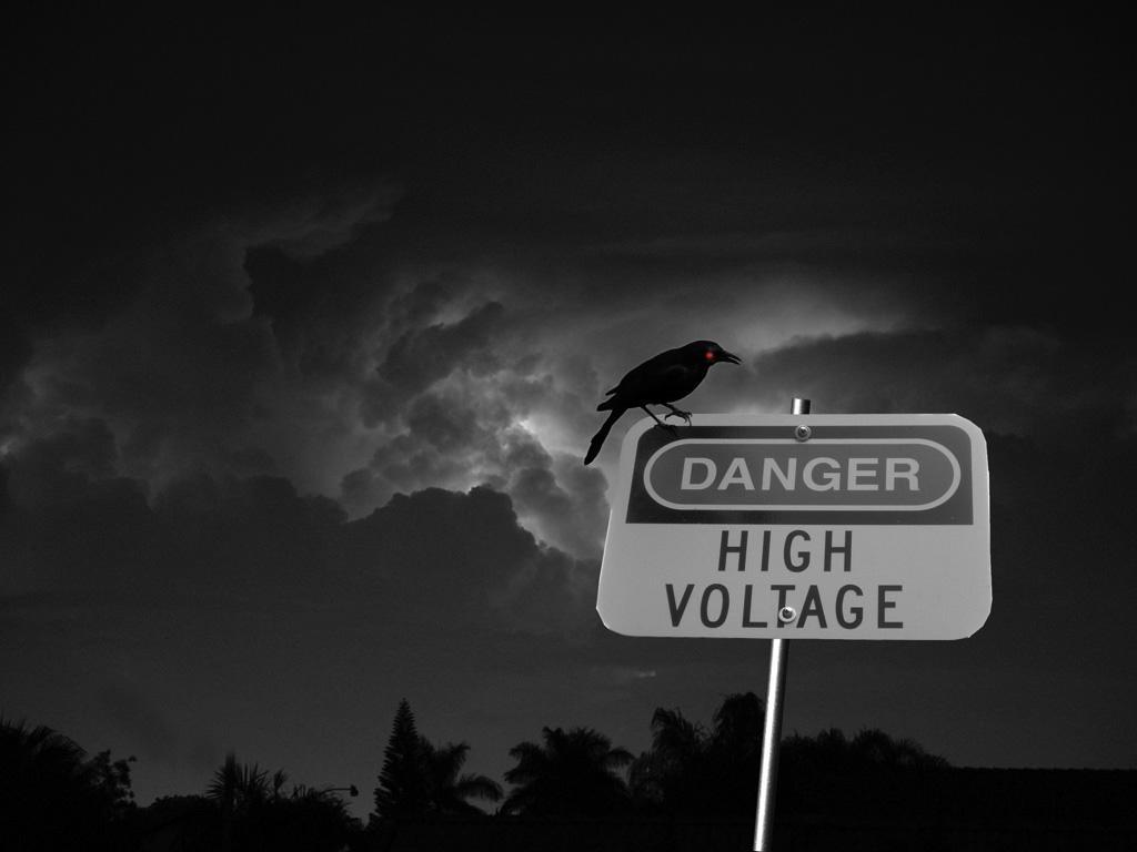 Danger - High Voltage by Kamrusepas on DeviantArt