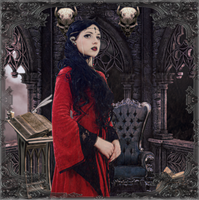 Dark Sorceress 001: The Tower by Kamrusepas