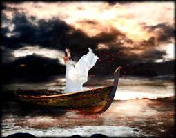 Ophelia's Return by Kamrusepas
