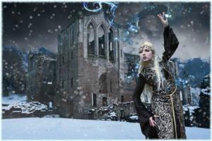 Dark Sorceress 004: And Winter Came... by Kamrusepas