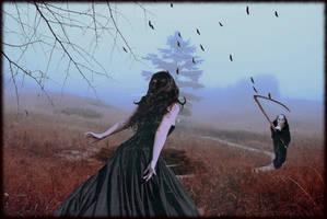 Death Walked The Earth by Kamrusepas