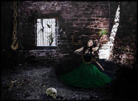 Dark Sorceress 008: The Dungeon by Kamrusepas