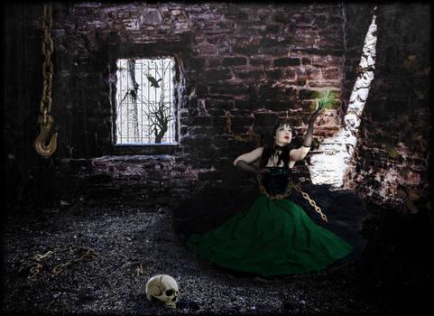 Dark Sorceress 008: The Dungeon