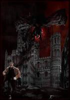 Haunter Of The Dark by Kamrusepas